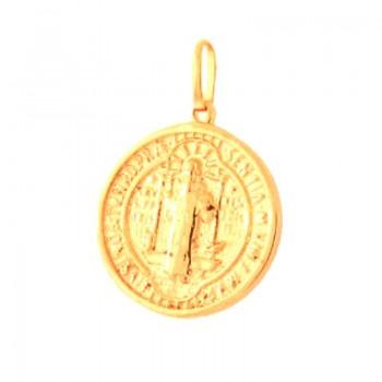 Pingente medalha Sao Bento. 161576